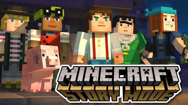 Minecraft Story Mode Episode Kostenlos Spielen RocketMinersde - Minecraft kostenlos spielen auf pc